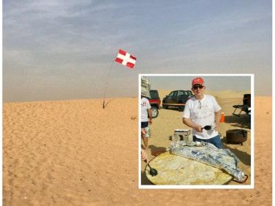 Français à Dubaï : Laurent Rigaud, la Savoie au coeur