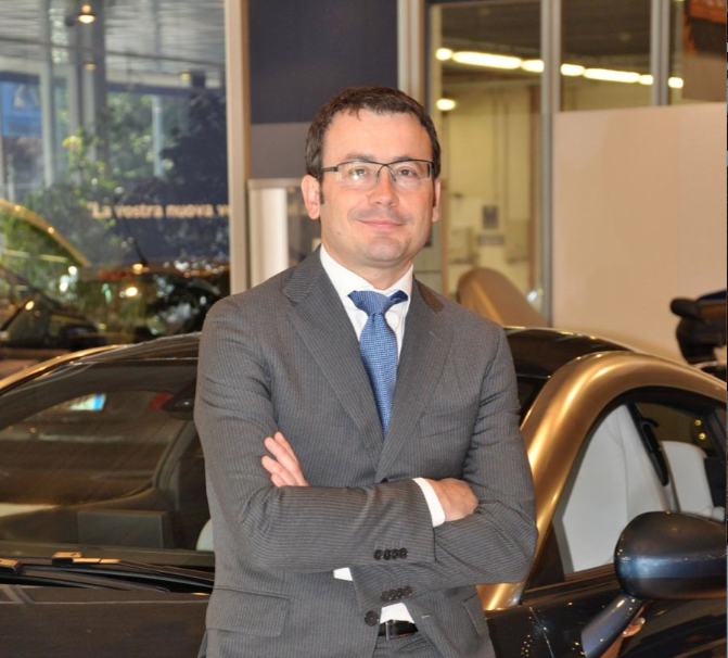 THIERRY LONZIANO, DIRECTEUR DU MARKETING DE PEUGEOT FRANCE