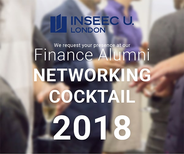 Finance Alumni Networking Cocktail 2018